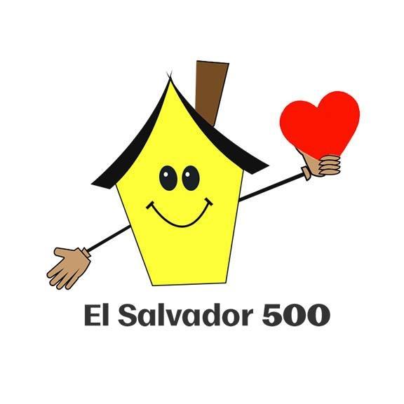 Logo de El Salvador 500